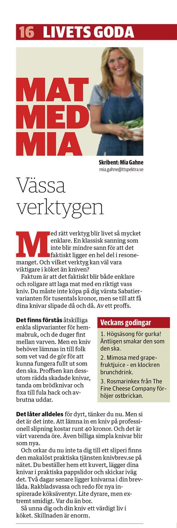 Dagbladet Sundsvall